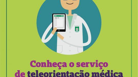 Unimed São Carlos passa a oferecer teleorientação médica aos seus beneficiários